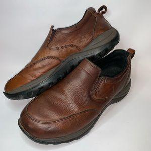 L.L. Bean brown leather shoes